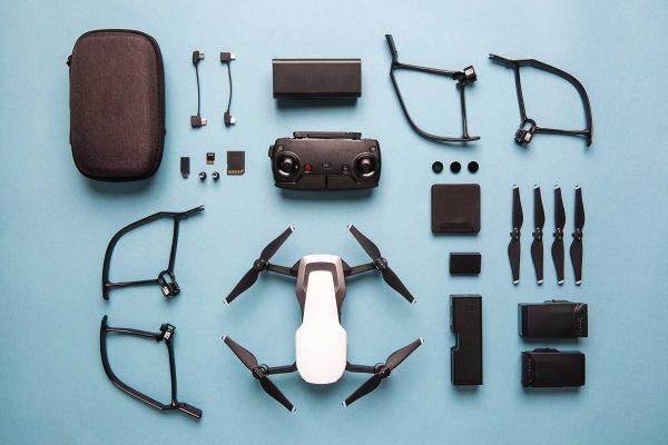 Najlepsze drony roku 2018: DJI dla początkujących i profesjonalistów