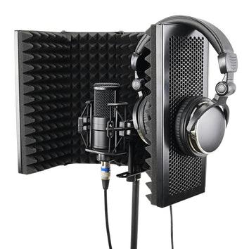 Zestaw studio 5-panelowy na mikrofon